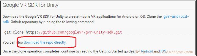 Unity3D-5 3 5发布VR项目到Android | 威格灵